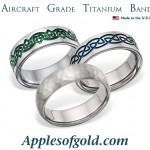Benefits of Titanium Wedding Bands – Six Standout Properties