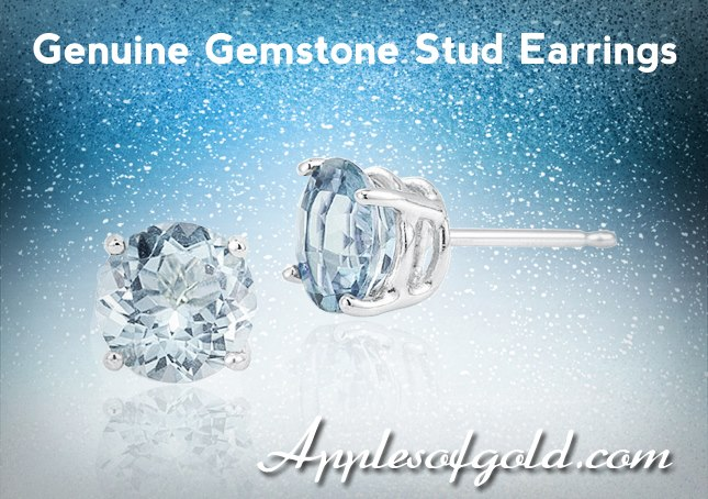05-04-2013 gemstone stud earrings