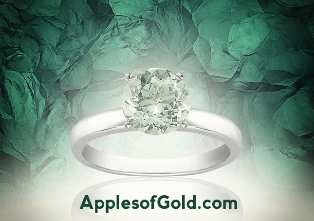 05-11-2013 Green Amethyst Jewelry