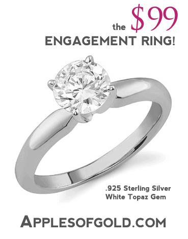 Affordable Engagement Rings Three Ways to Propose on a Budget