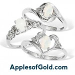 Wedding Jewelry at 10 Percent Off for U.S. Military Personnel!