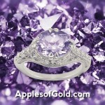 Amethyst Rings: Glittering Ways to Wear the Violet Trend