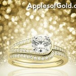 Bridal Rings Sets: Four Reasons to Pick a Matching Pair