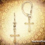 Cross Earrings: Reminders to Listen … and to Act