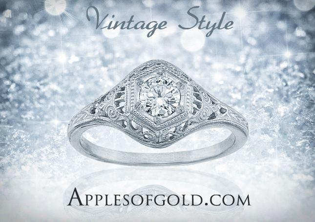 07-02-2013 vintage style diamond ring