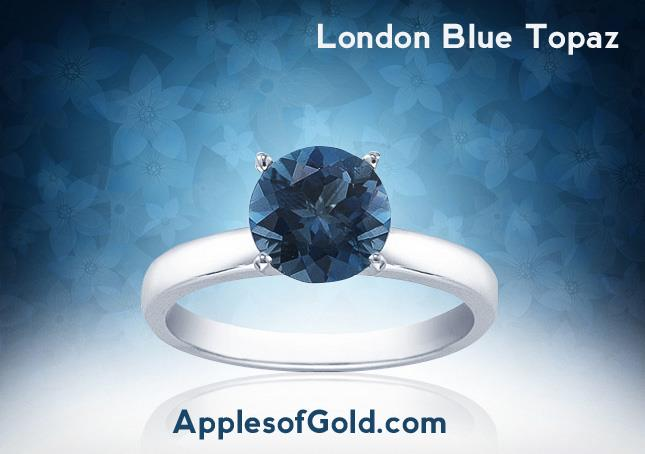 07-03-2013 London blue topaz rings