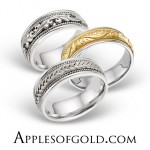 Meticulously Crafted Wedding Bands: An Eye for Design