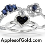 Sapphire Rings: Three Takes on a Classic Stone