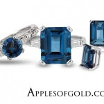 London Blue Topaz Jewelry: Perfect for Any Season