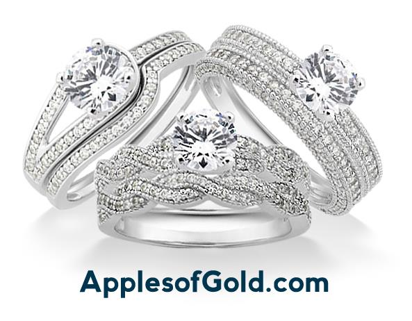 07-30-2013 Diamond Bridal Set Collection