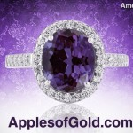 Three Reasons to Choose an Amethyst Engagement Ring