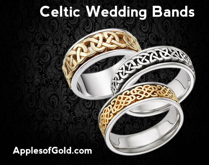 high-quality Celtic Wedding Bands