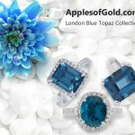 London Blue Topaz Jewelry: The Perfect Accent to Spring Pastels