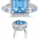 Blue Topaz Luxury Jewlery