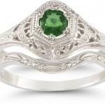 Emerald Gemstone Luxury Jewelry Info