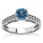 The Rare and Beautiful Blue Diamond- What You Need to Know