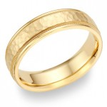Yellow Gold Wedding Bands: All You Need To Know