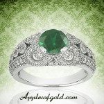 Emerald: The May Birthstone is a Great Pick for Summer!