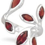 Garnet Gemstone Jewelry Review