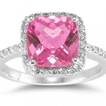 Pink Topaz- Fine Luxury Women's Jewelry