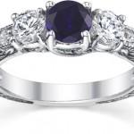 Luxury Gemstone- Sapphire Jewelry