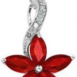 Stunningly Beautiful Ruby Jewelry Pieces