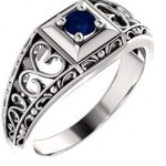 Fall in Love with the Blue Sapphire Gemstone