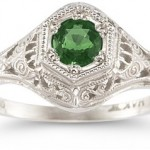 Make Her Happy With A Valuable Vintage Gemstone Ring
