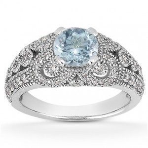 Spoil Yourself With Vintage Gemstone Rings 2