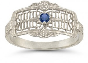 Spoil Yourself With Vintage Gemstone Rings 3