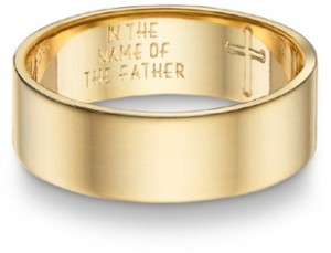 Surprise Your Beloved with a Christian Wedding Band 2