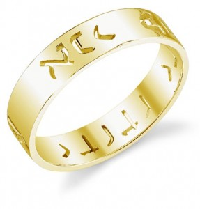 Surprise Your Beloved with a Christian Wedding Band 3