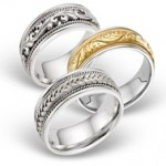 Make Your Wedding Perfect with the Right Gold Wedding Band
