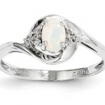 Express the Purity of Your Love with Opal Rings