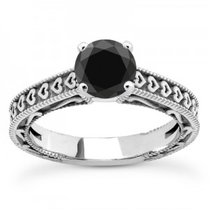 black-diamond-heart-engagement-ring-ENS3612BLKC