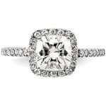 Moissanite Rings—Exquisite Engagement Bands on a Budget!