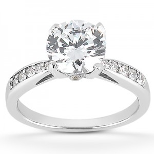 classic-cz-engagement-ring-white-gold-ENS8599WC