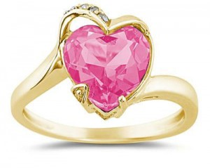 heart-shaped-pink-topaz-ring-14k-gold-SPR7877PZC