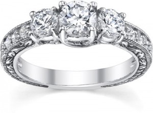 round-floret-engagement-ring-QDR-5C