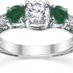 Emerald Engagement Rings: Birth of a Wonderful Relationship