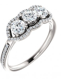 three-stone-diamond-halo-ring