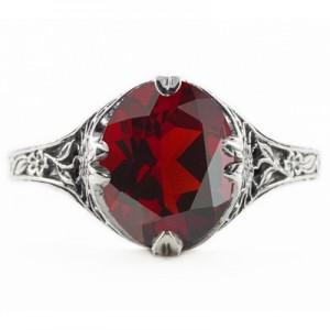 edwardian-style-floral-design-oval-garnet-ring-OV044GTC
