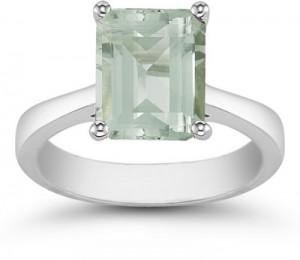 emerald-cut-green-amethyst-solotaire-ring-AOGR-5-GAC
