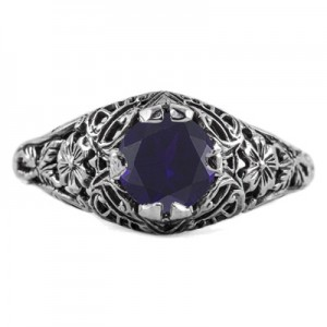 floral-edwardian-style-sapphire-ring-R058SPC