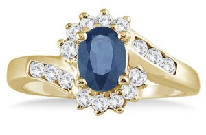 sapphire-diamond-flower-twist-ring-14k-gold-PRR50683SPC
