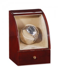 automatic-watch-winder-maple-wood