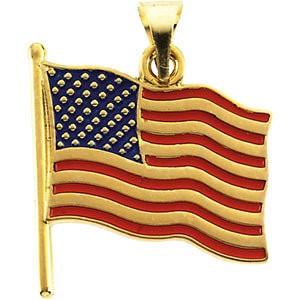 gold-american-flag-pendant