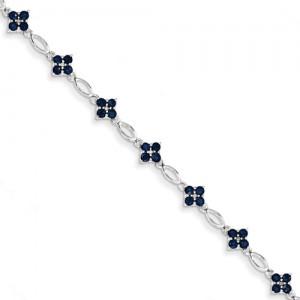 sapphire-flower-bracelet-Y11193S-AC