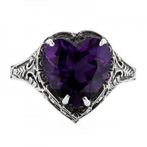 vintage-filigree-amethyst-heart-ring-H001AMC