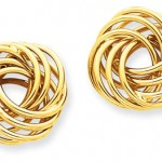 Love Knot Earrings: Love Me True
